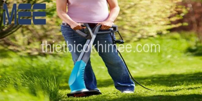Máy cắt cỏ chạy điện Gardena 8845