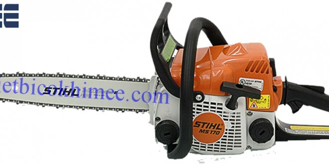 Máy cưa xích chainsaw mini Stihl MS170