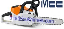 Máy cưa xích dùng pin Stihl MSA 160C