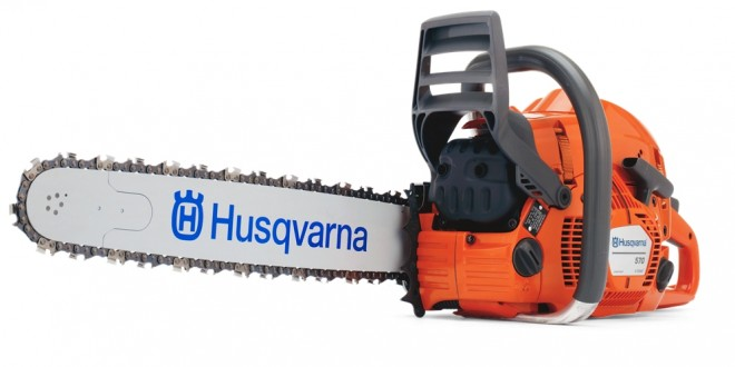 Máy cưa xích Husqvarna 570