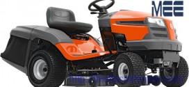 Máy cắt cỏ người lái Husqvarna TC138 chính hãng Thụy Điển