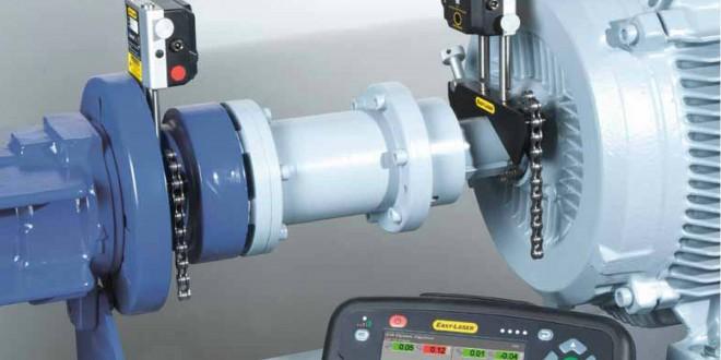 Máy cân tâm bằng laser EASY LASER E420 – máy cân khớp nối