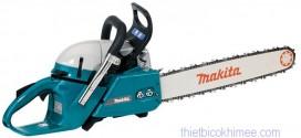 Điều chỉnh độ căng xích và kiểm tra thắng tay máy cưa Makita DCS6401