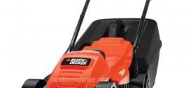 Máy cắt cỏ đẩy tay chạy điện BLACK & DECKER EMAX32-B1 giá rẻ