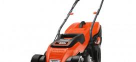 Máy cắt cỏ đẩy tay dùng điện BLACK & DECKER EMAX34S-B1