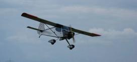 Động cơ Honda GX35 sử dụng trong máy bay mô hình ở Đức