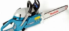 Hướng dẫn khởi động máy cưa cầm tay Makita DCS6401