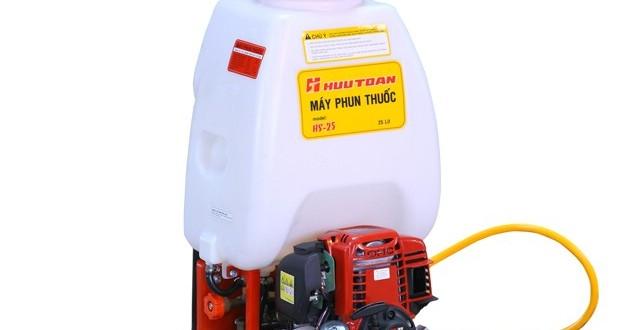 Máy phun thuốc trừ sâu HS-25B động cơ xăng 4 thì Honda GX25