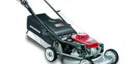 Máy cắt cỏ đẩy tay tự hành Honda HRJ 216 chính hãng