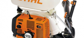 Máy phun thuốc diệt côn trùng, diệt muỗi, phòng dịch STIHL SR420