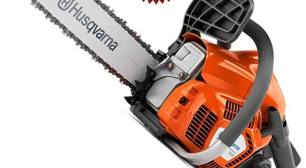 Máy cưa xích cầm tay mini loại nhỏ Husqvarna 125 chính hãng
